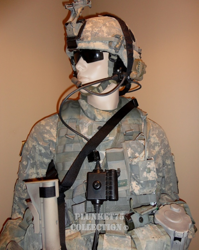 506th BCT, 101st Airborne, Afghanistan ~ 2009 mannequin display 506th115