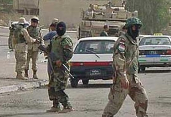 A pair of Iraqi M80/3 helmets Icdc_i10