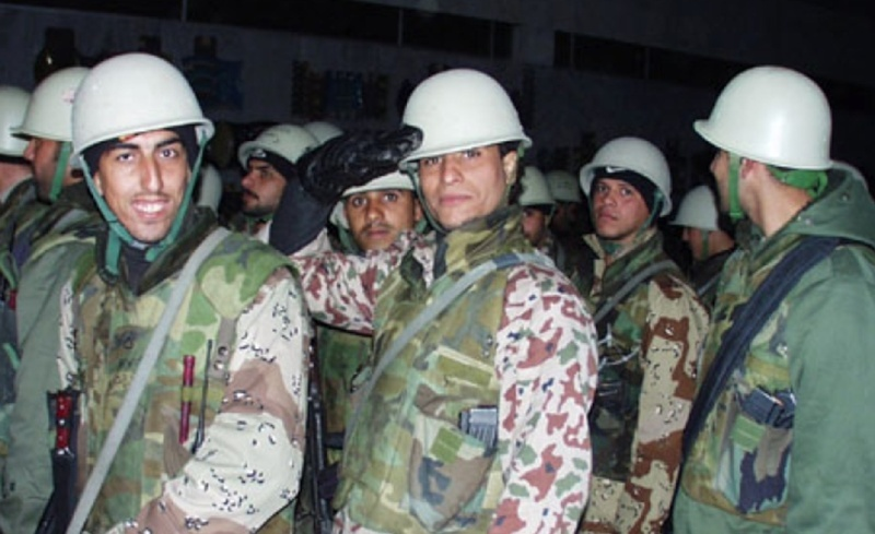 A pair of Iraqi M80/3 helmets Icdc_w10