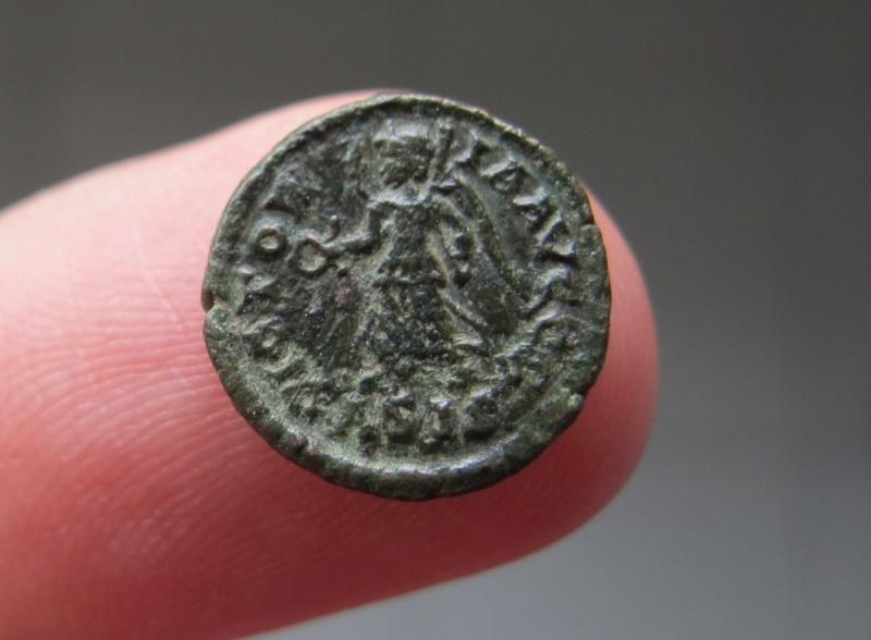 Nummus de THEODOSE I et de VALENS à vendre Img_3713