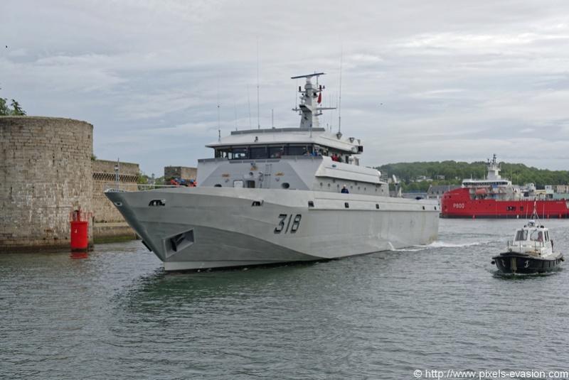 Royal Moroccan Navy Patrol Boats / Patrouilleurs de la Marine Marocaine - Page 12 Dsc_5826