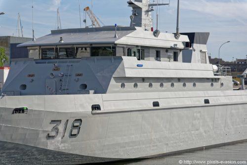 Royal Moroccan Navy Patrol Boats / Patrouilleurs de la Marine Marocaine - Page 12 Dsc_7411