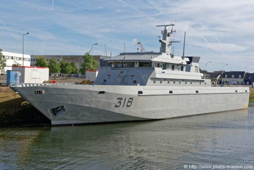 Royal Moroccan Navy Patrol Boats / Patrouilleurs de la Marine Marocaine - Page 12 Dsc_7414