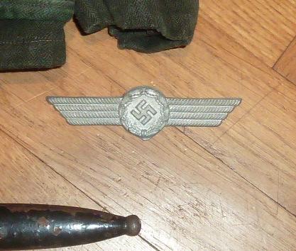 de l'allemand impérial et 3ème Reich..... P1470929