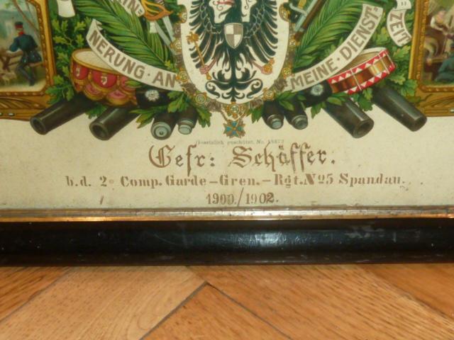 Uniquement de l'allemand impérial et 1914/18..... P1490213