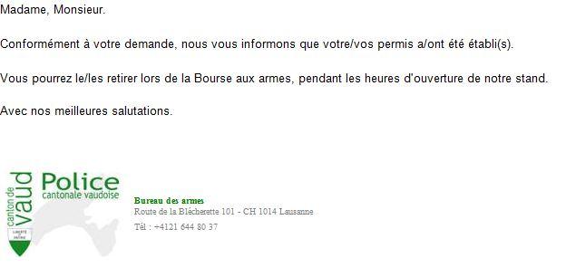 Bourse aux Armes de Lausanne 2013 - Page 3 Police10