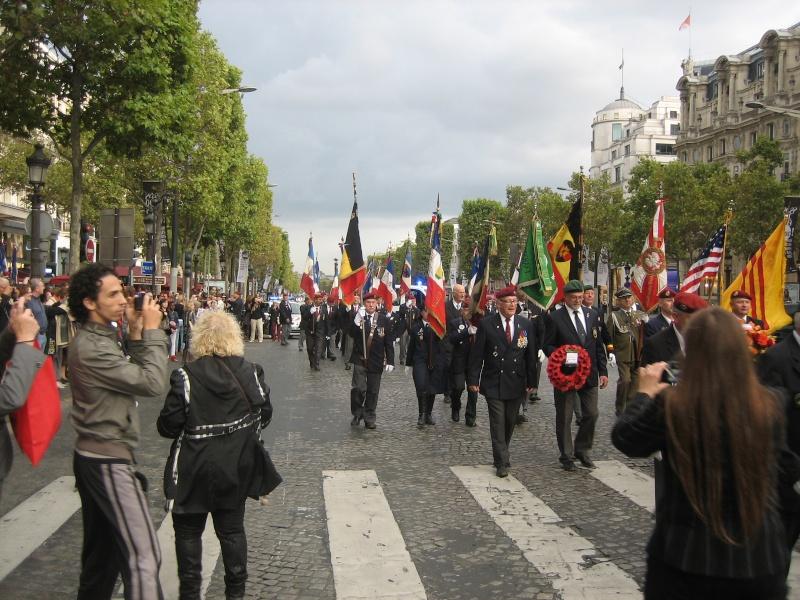 U N P  :  S A I N T - M I C H E L  .   N A T I O N A L E  aux Champs Elysées PARIS le 5 octobre 2013 3810