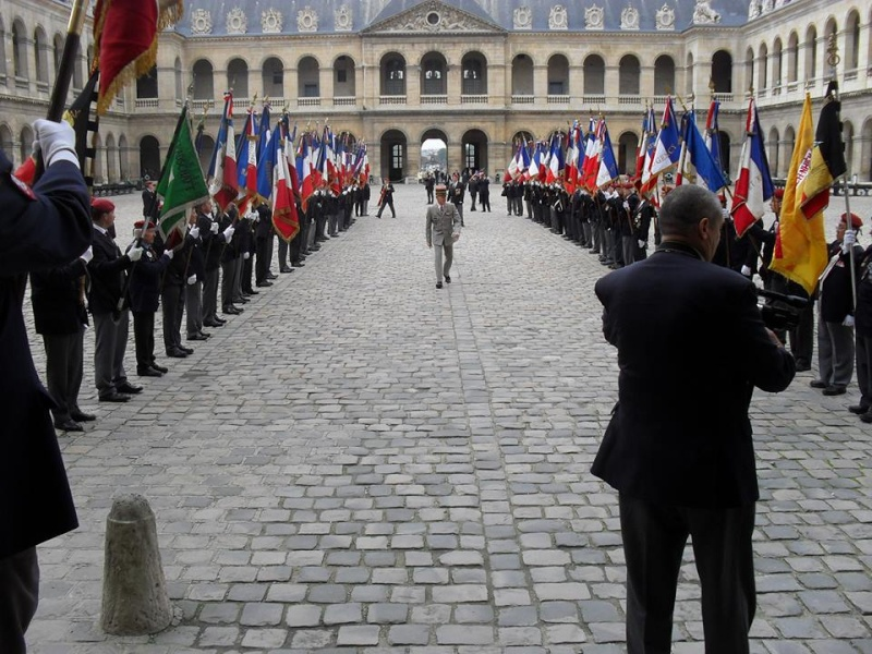 U N P  :  S A I N T - M I C H E L  .   N A T I O N A L E  aux Champs Elysées PARIS le 5 octobre 2013 5310