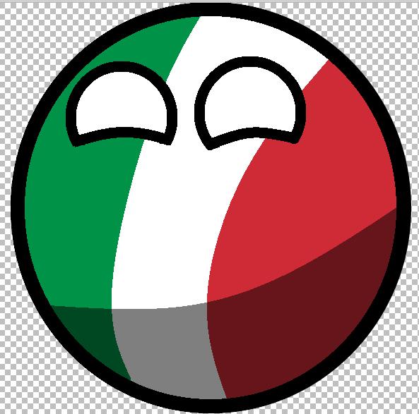 Countryball Italia I219ci10