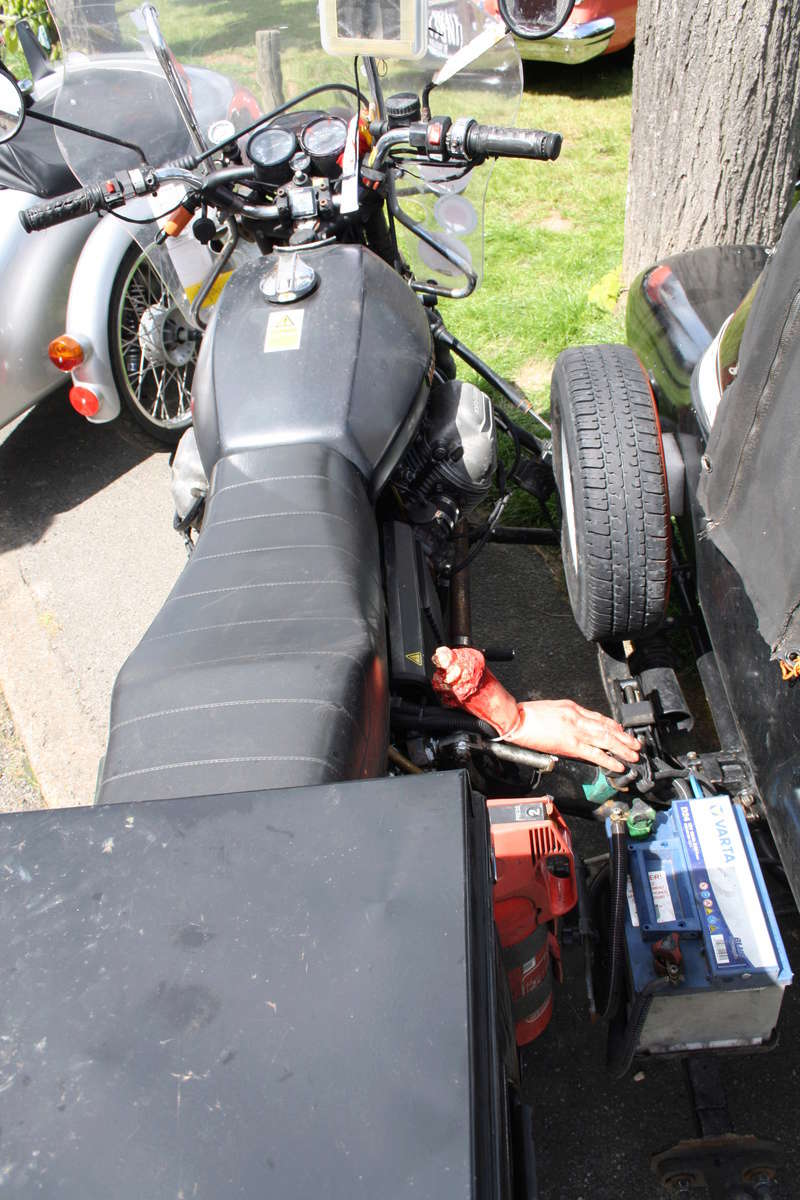 2ème Rassemblement American Legend , voitures et motos anciennes à LORMAYE 28.  - Page 2 Img_2195