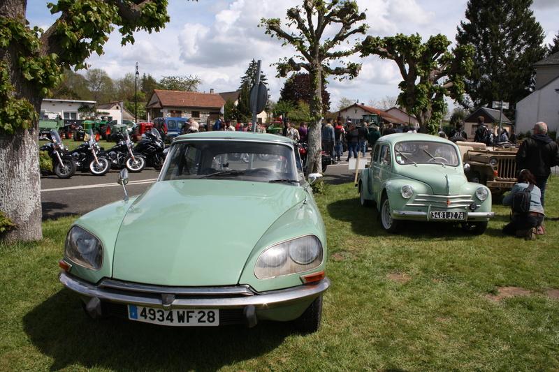 2ème Rassemblement American Legend , voitures et motos anciennes à LORMAYE 28.  Img_2325