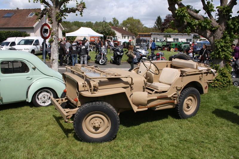 2ème Rassemblement American Legend , voitures et motos anciennes à LORMAYE 28.  Img_2327