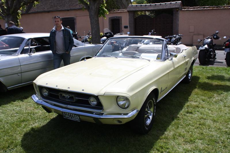 2ème Rassemblement American Legend , voitures et motos anciennes à LORMAYE 28.  Img_2348