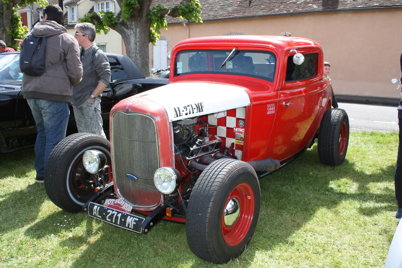 2ème Rassemblement American Legend , voitures et motos anciennes à LORMAYE 28.  Img_2355