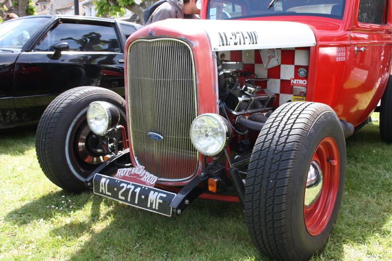 2ème Rassemblement American Legend , voitures et motos anciennes à LORMAYE 28.  Img_2357