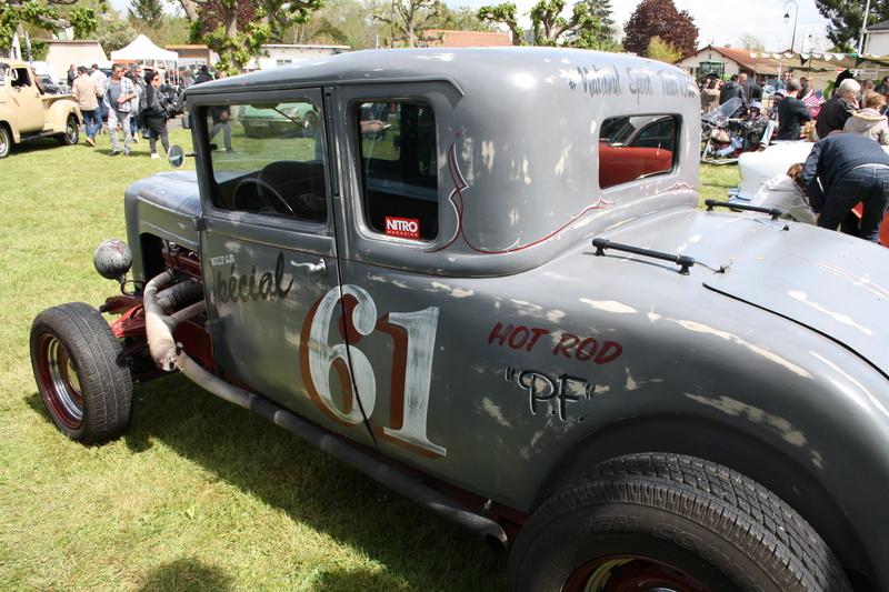 2ème Rassemblement American Legend , voitures et motos anciennes à LORMAYE 28.  Img_2362