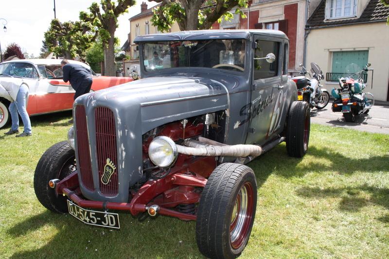 2ème Rassemblement American Legend , voitures et motos anciennes à LORMAYE 28.  Img_2363