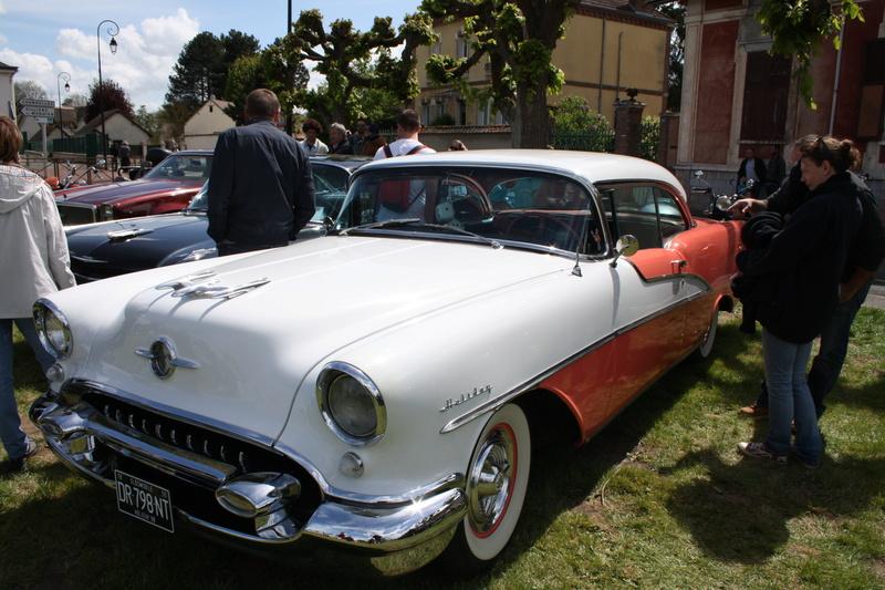 2ème Rassemblement American Legend , voitures et motos anciennes à LORMAYE 28.  Img_2365