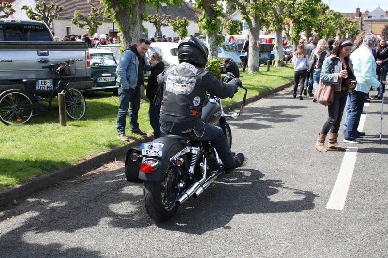 2ème Rassemblement American Legend , voitures et motos anciennes à LORMAYE 28.  - Page 2 Img_2375