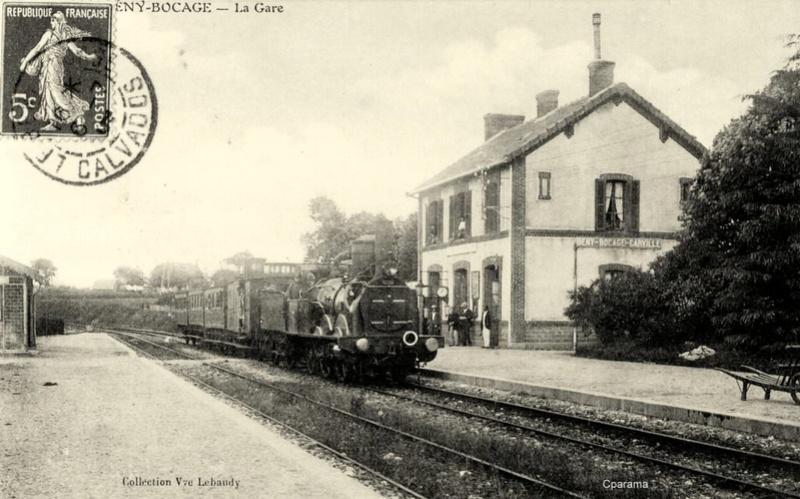 La ligne Caen-Vire - Page 5 13868612