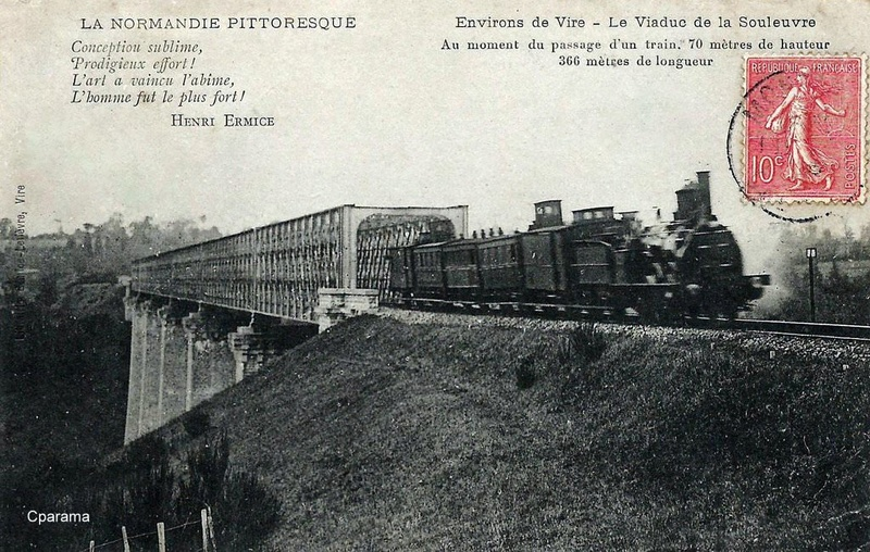 La ligne Caen-Vire - Page 6 14164710