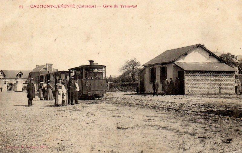 La ligne Caen-Vire - Page 5 Caumon10