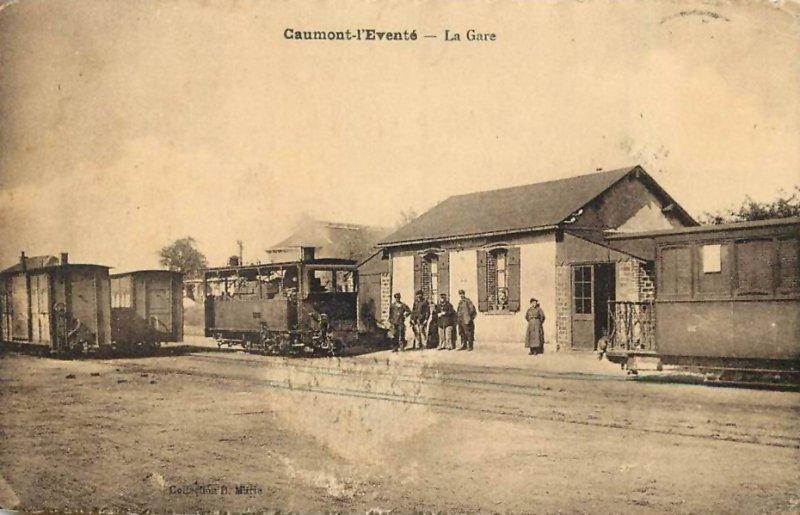 La ligne Caen-Vire - Page 5 Caumon11