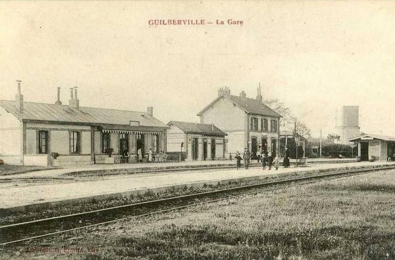 La ligne Caen-Vire - Page 5 Gare4410