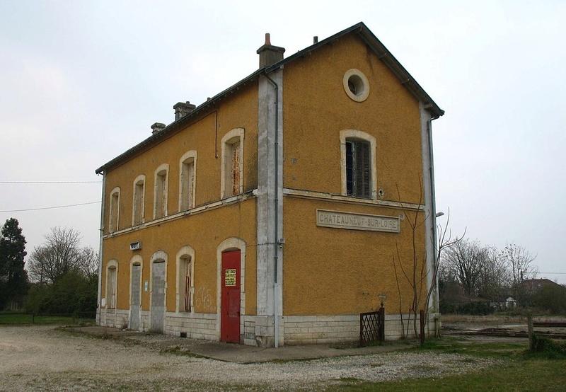 Région Centre-Val de Loire Gare_d12
