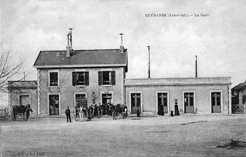 Gare de La Baule-Escoublac (PK 510,3)  Gueran10