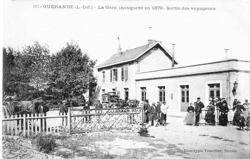 Gare de La Baule-Escoublac (PK 510,3)  Gueran11