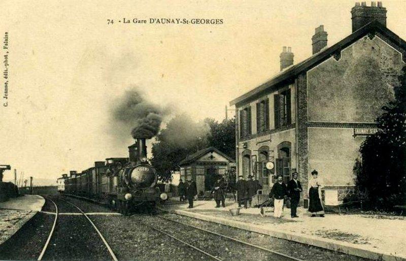 La ligne Caen-Vire - Page 5 Stgeor11