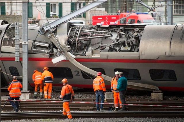 [LU] Canton de Lucerne (Luzern) Train-11