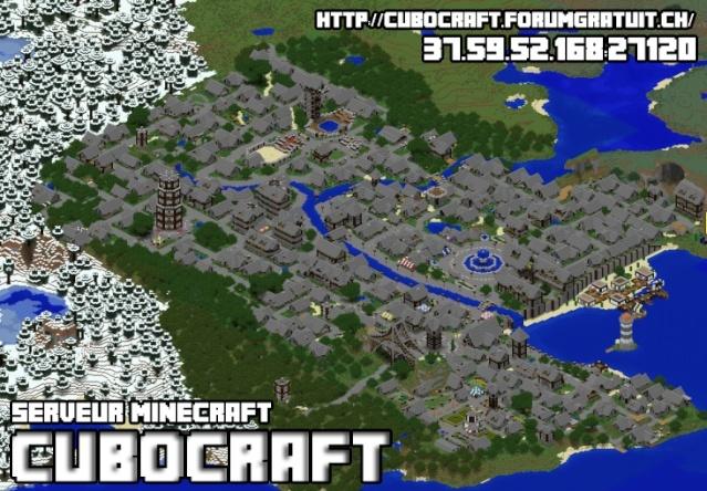Cubocraft