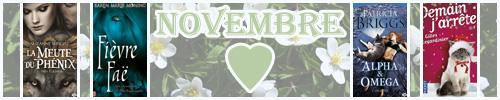 Le Carnet de Parker Novemb14