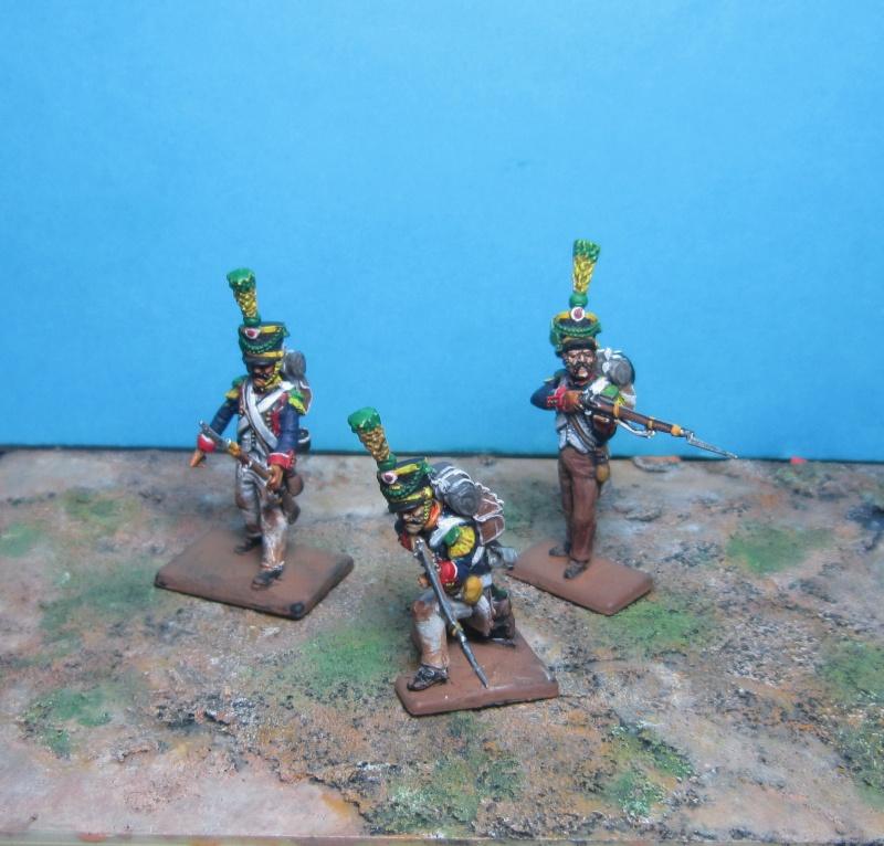 voltigeurs d'infanterie de ligne 1808-1812 victrix plastique  Img_1314