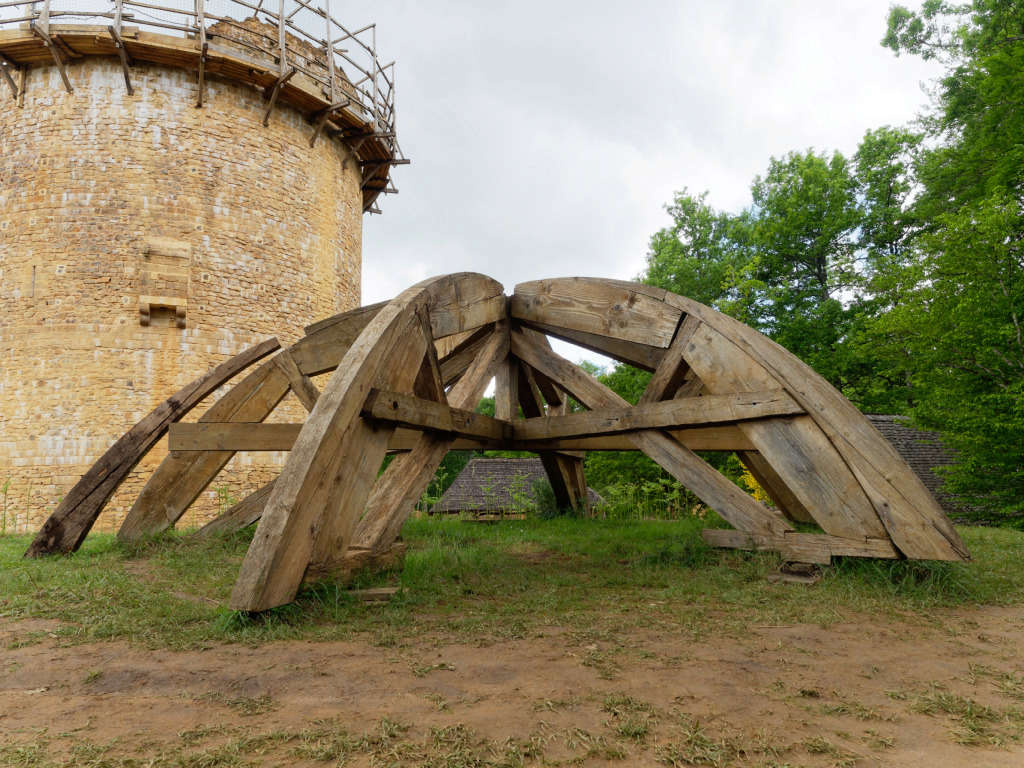 Un chateau bien connu : des voutes P5200111