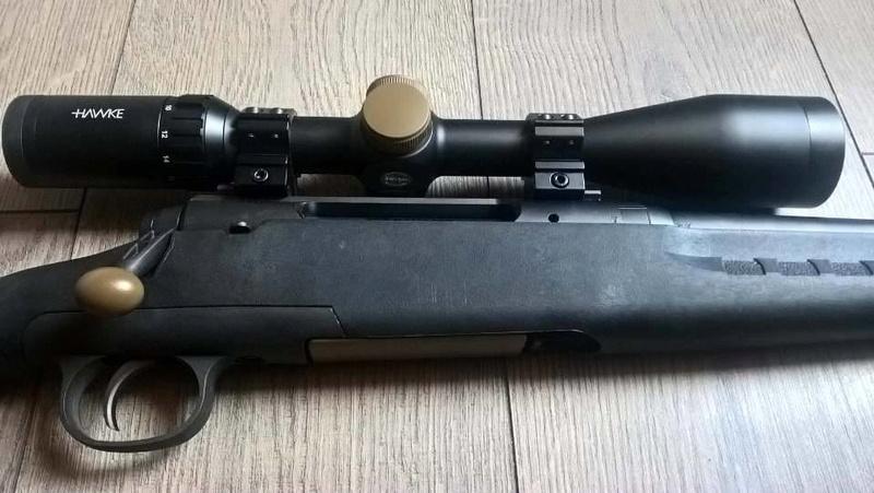 Custom Savage Axis 18620311