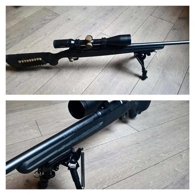 Custom Savage Axis 18700210
