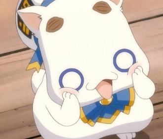 Top 10 - Mascottes d'animes/mangas Presid10