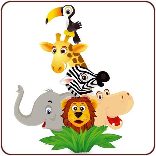 montage jungle Animau10