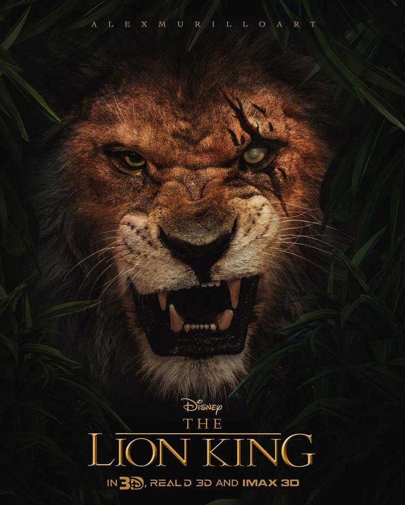 Le Roi Lion [Disney - 2019] - Page 3 Lion_k10