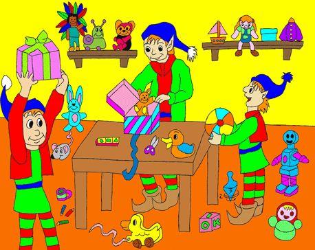 Un drôle de Noël! Lutins12