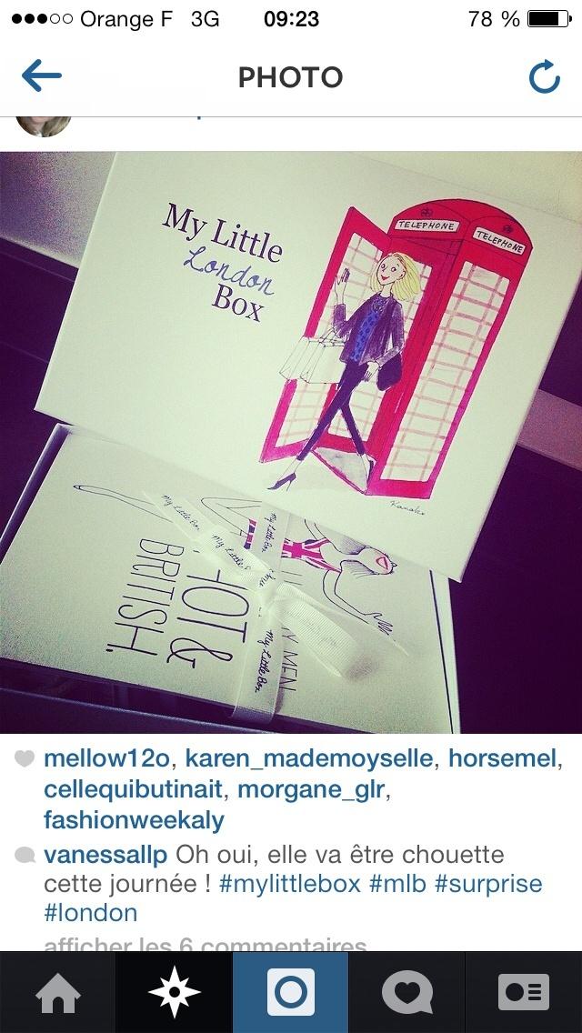 """[Mars 2014] My Little Box """"London Box"""" - Page 16 Photo10"""