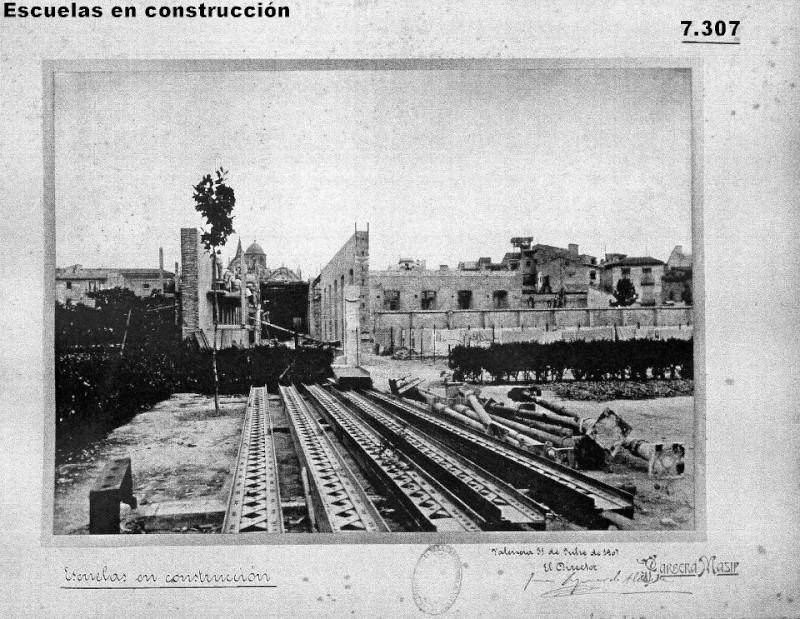 Nuevas fotos encontradas en la red de la Casa de la Misericordia 1901_s10