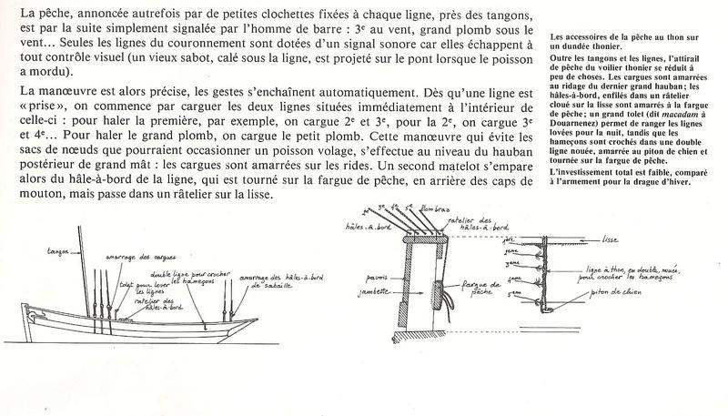 Thonier* - La Marie Jeanne Thonier Billing boats au 1/50 - Page 11 Cargue10