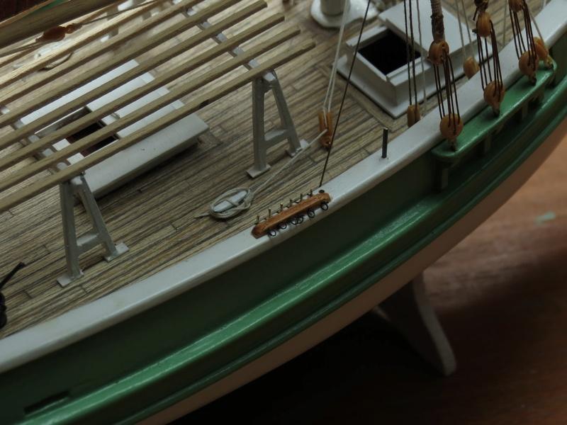 La Marie Jeanne Thonier Billing boats au 1/50 - Page 12 Mj10411
