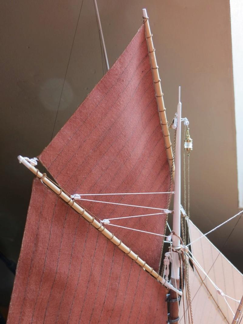La Marie Jeanne Thonier Billing boats au 1/50 - Page 14 Mj10710
