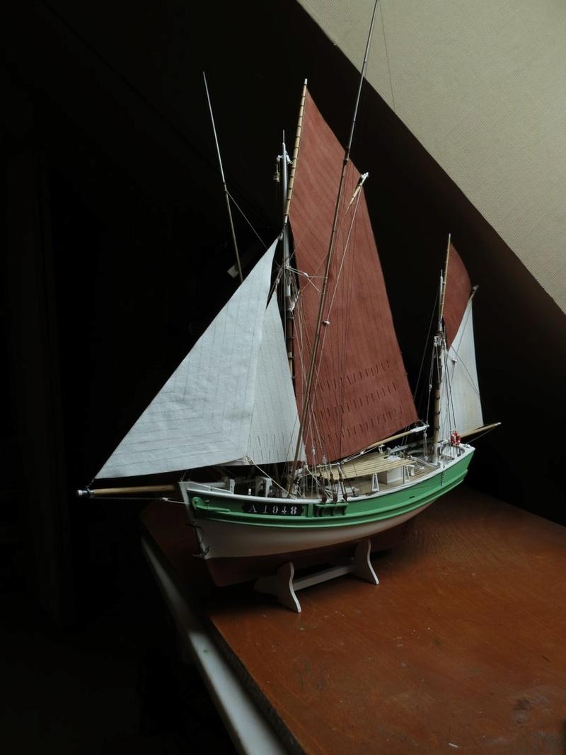 La Marie Jeanne Thonier Billing boats au 1/50 - Page 12 Mj11010