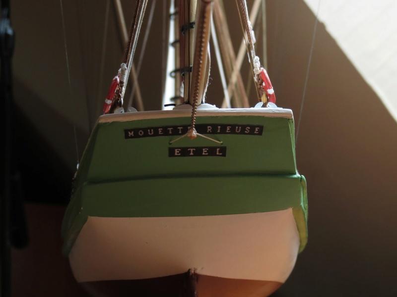 La Marie Jeanne Thonier Billing boats au 1/50 - Page 13 Mj11110